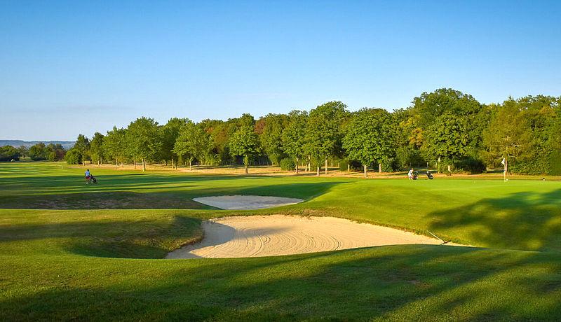 Golf Club du Château de Chailly im Burgund / Golfreisen Frankreich