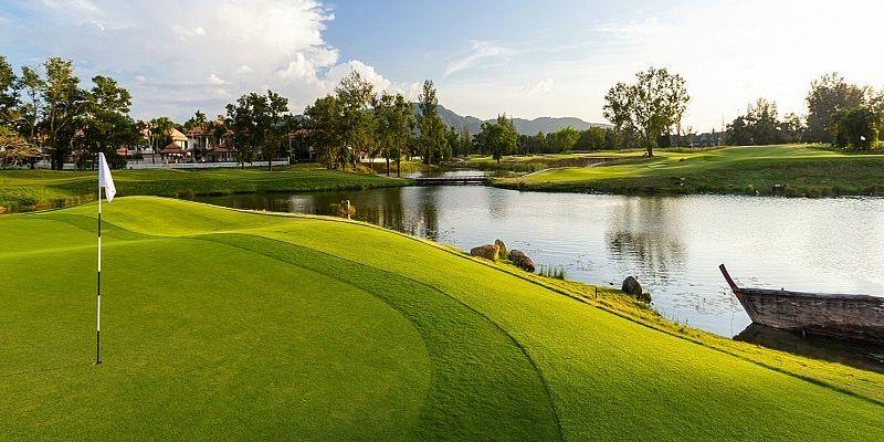 Laguna Golf Phuket / Golfreisen Thailand