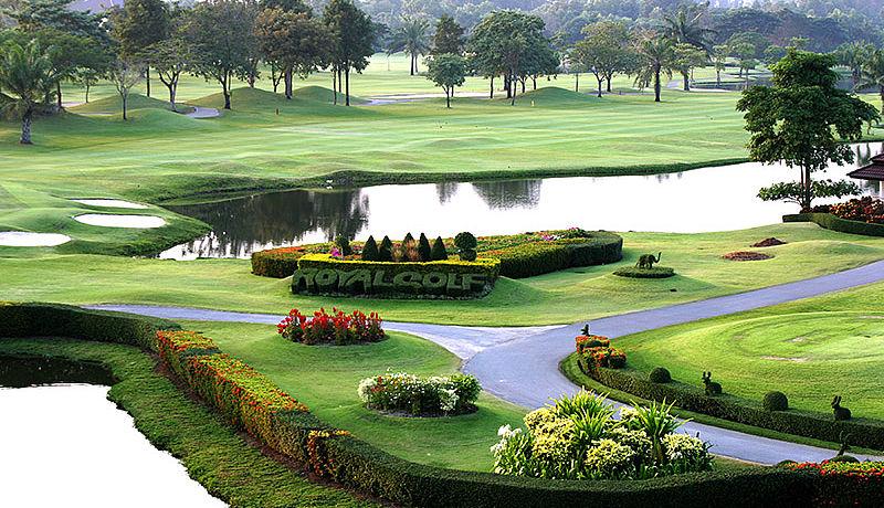 The Royal Golf & Country Club Bangkok / Golfreisen Thailand