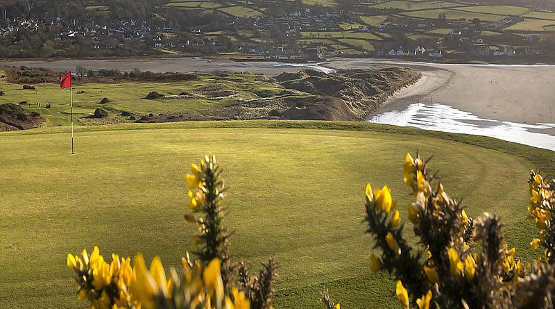 Newport Links Golf Club / Golfreisen Wales
