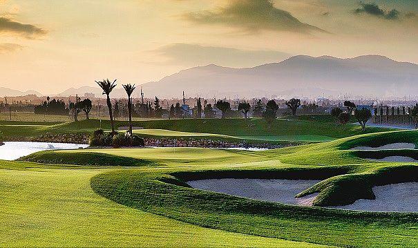 Golf Son Gual auf Mallorca, Balearen, Spanien