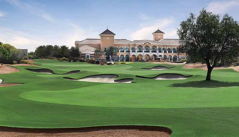 The Els Club bei Dubai, VAE / Golfreisen Dubai
