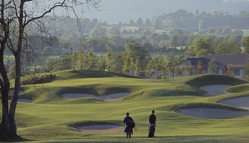 Druids Glen Golf Course / Golfreisen Irland