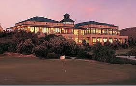 Atlantic Beach Golf Club bei Kapstadt, Südafrika