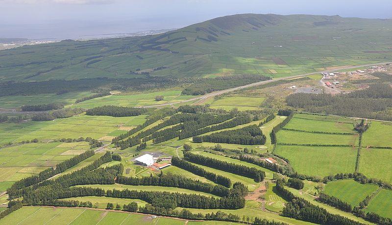 Terceira Island Golf Club / Golfreisen Azoren
