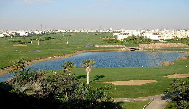Stella di Mare Golfplatz in Ägypten