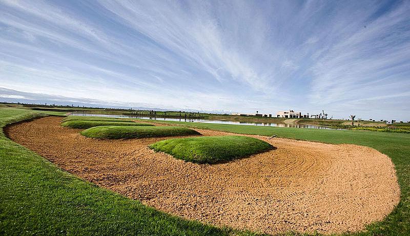 Al Maaden Golf / Golfreisen Marokko