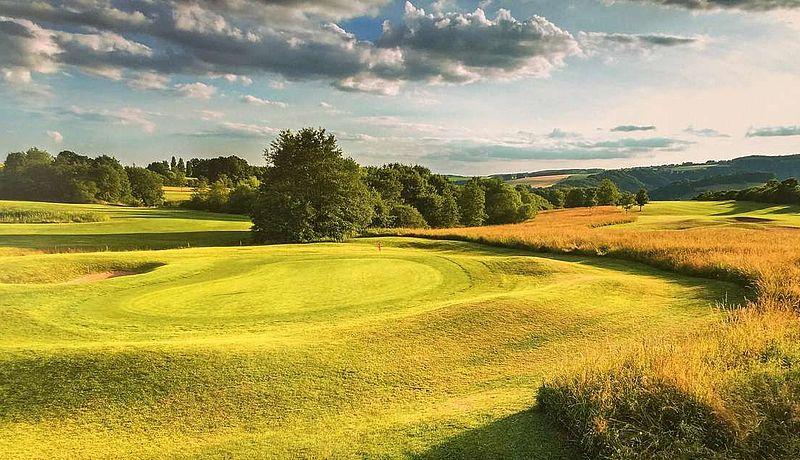 Golf-Resort Bitburger Land in Deutschland