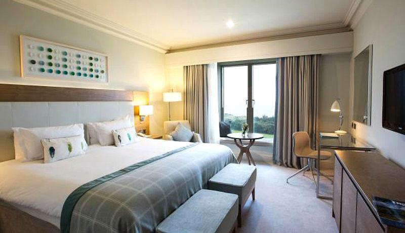 Doppelzimmer Superior im Portmarnock Hotel and Golf Links / Golfreisen Irland