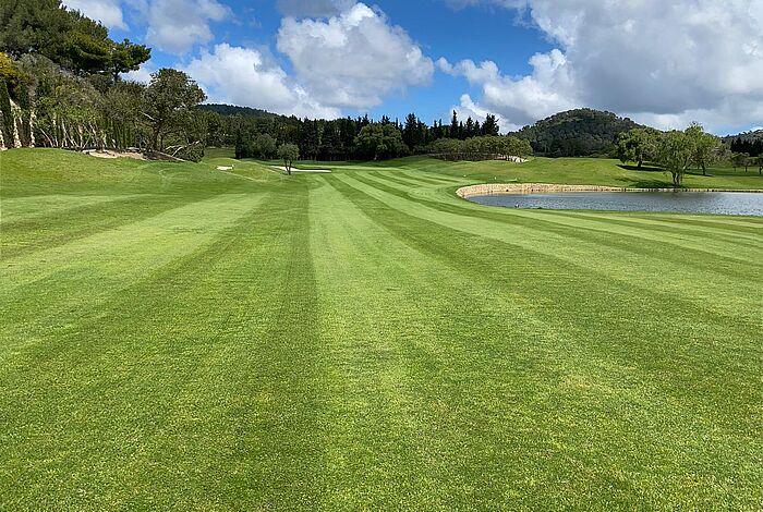 Schweizer Golfschule auf Mallorca
