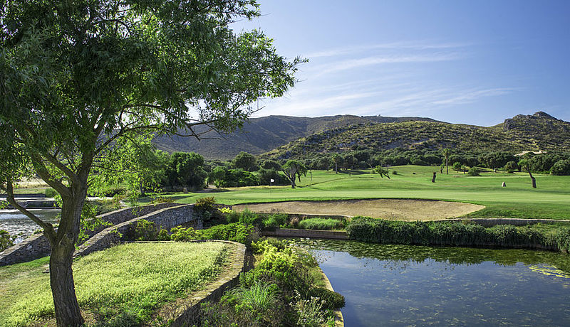 Capdepera Golf auf Mallorca, Balearen, Spanien