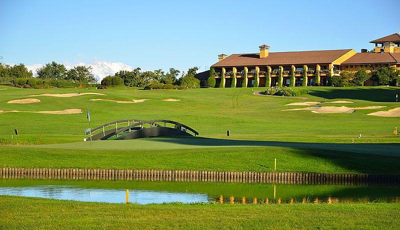 Golf Club Castelconturbia / Golfreisen Norditalien