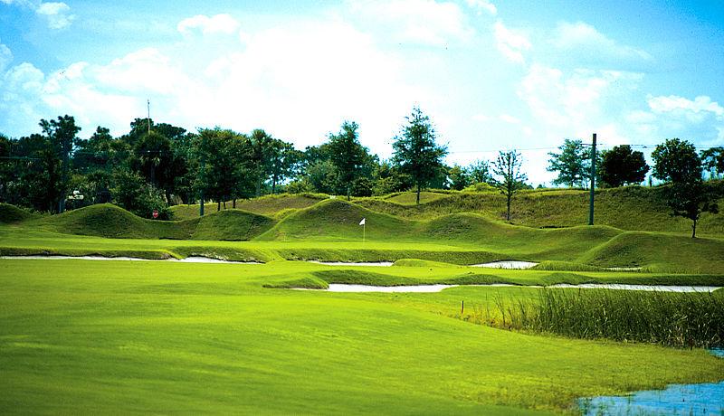 Grand Cypress Golf nähe Orlando / Golfreisen Florida