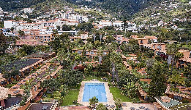 Quinta Splendida / Golfreisen Madeira