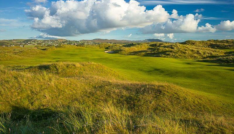Sandy Hills Links Golf Course at Rosapenna / Golfreisen Irland