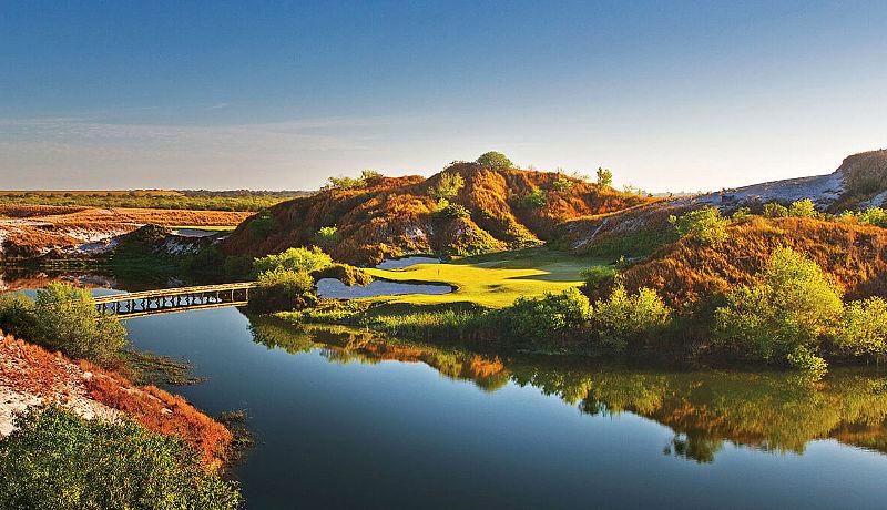 Streamsong Blue at Streamsong Golf / Golfreisen Florida