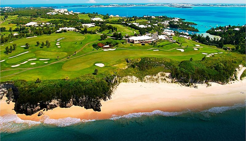 The Mid Ocean Club auf den Bermudas