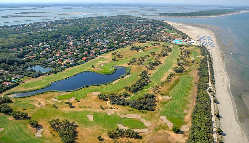 Albarella Golf Club / Golfreisen Norditalien