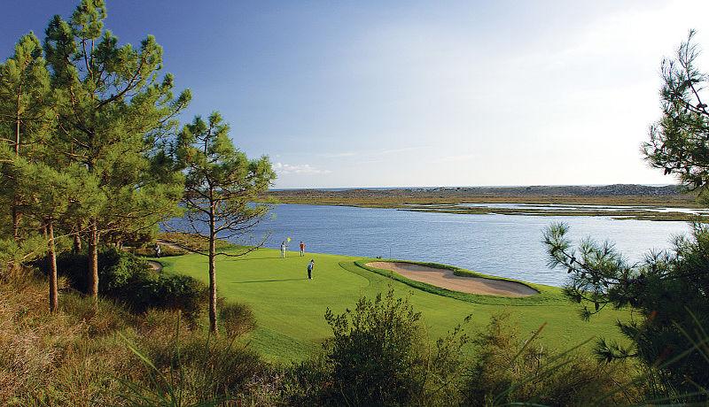 San Lorenzo Golf / Golfreisen Algarve