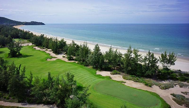 Laguna Lang Co Golf Club / Golfreisen Vietnam