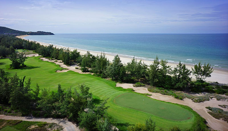 Laguna Lang Co Golf Club / Golfreisen Vietnam