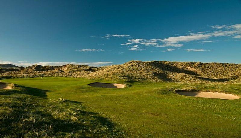St Patricks Links Golf Course at Rosapenna / Golfreisen Irland