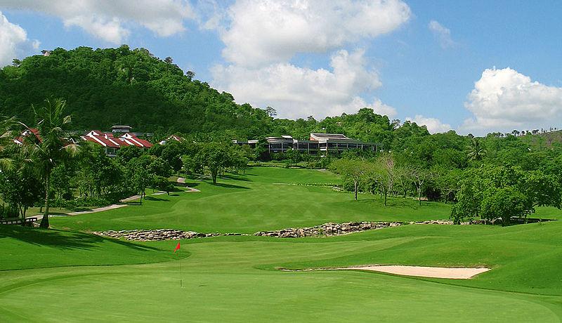 Laem Chabang International Country Club / Golfreisen Thailand