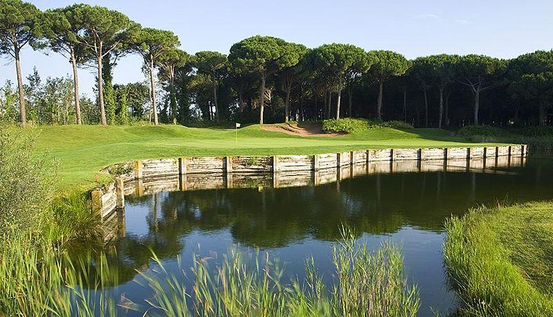 Emporda Golf Club, Costa Brava, Spanien