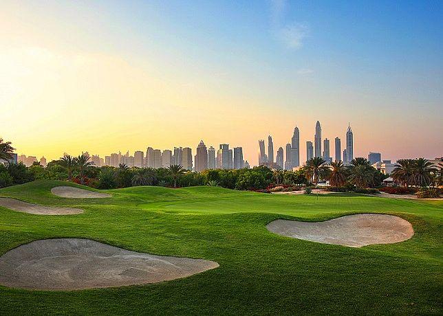 City-Golfreisen nach Dubai – The Montgomerie Dubai, VAE