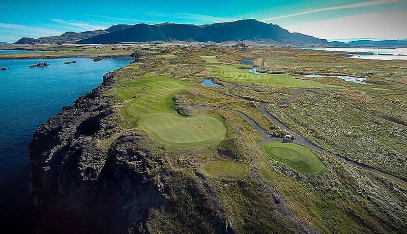 Brautarholt Golf Course / Golfreisen Island
