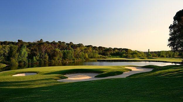 PGA Golf de Catalunya, Costa Brava, Spanien