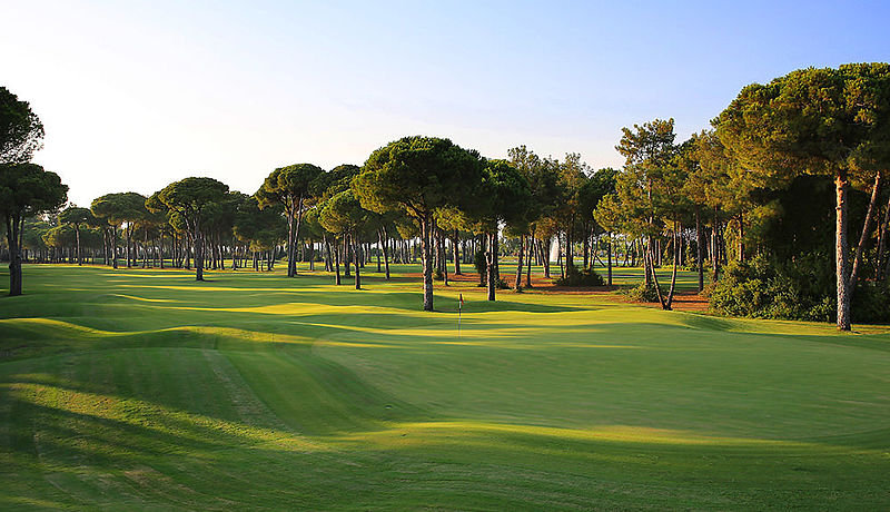 Gloria Old Golf Course / Golfreisen Türkei