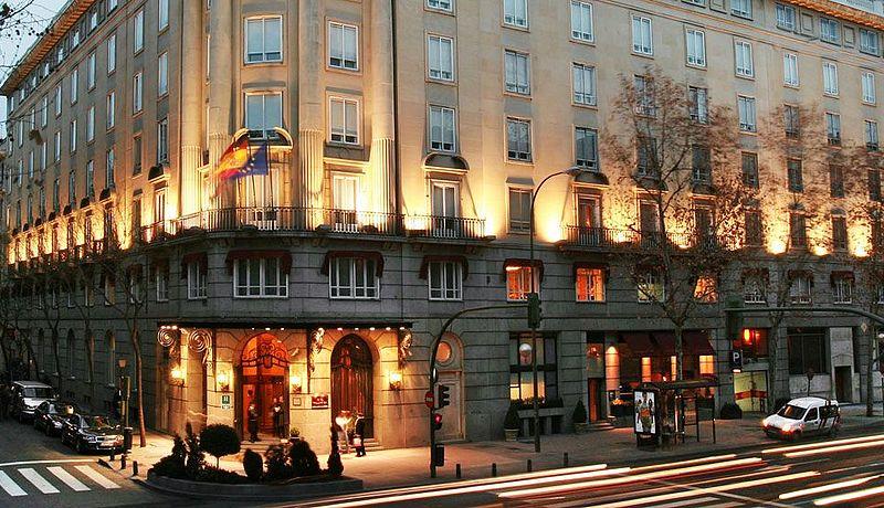 City-Golfreisen nach Madrid – Hotel Wellington Madrid