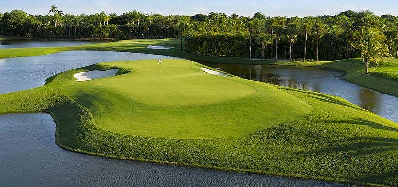 Doral The Red Tiger Golf in Miami / Golfreisen Florida
