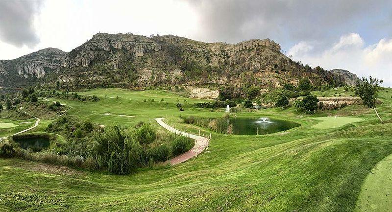 La Galiana Campo de Golf / Golfreisen Costa Blanca