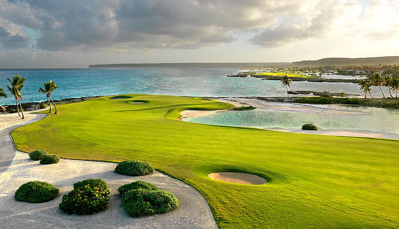Punta Espada Golf Club in der Dominikanischen Republik