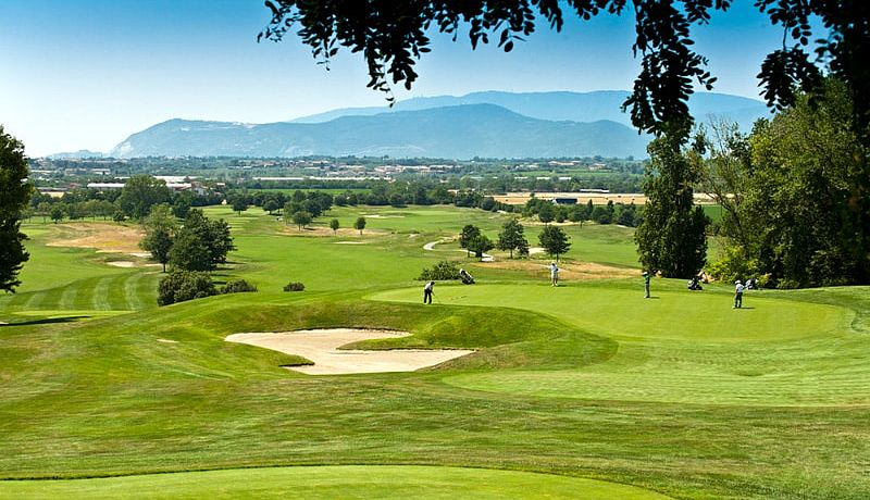 Arzaga Golf Club / Golfreisen Norditalien