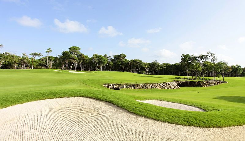 Riviera Maya Golf Club / Golfreisen Mexiko