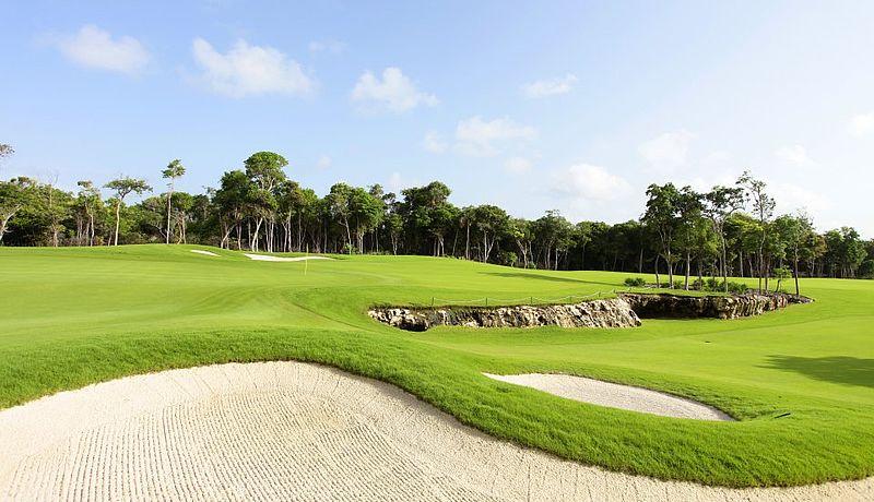 Riviera Maya Golf Club / Golfreisen Mexiko
