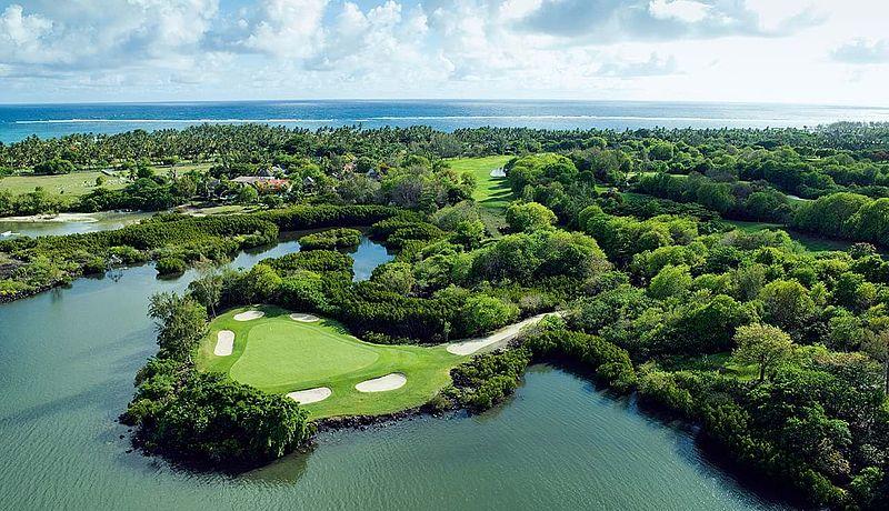 Belle Mare Plage Golf / Golfreisen Mauritius