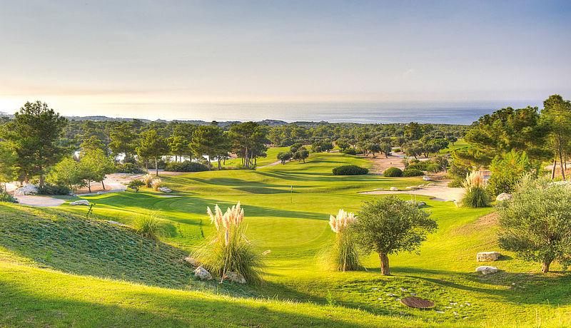 Korineum Golf / Golfreisen Zypern