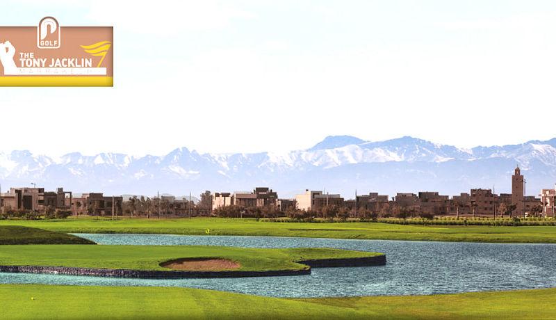 Tony Jacklin Golf / Golfreisen Marokko