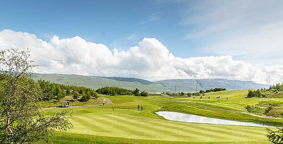 Akureyri Golf Club / Golfreisen Island