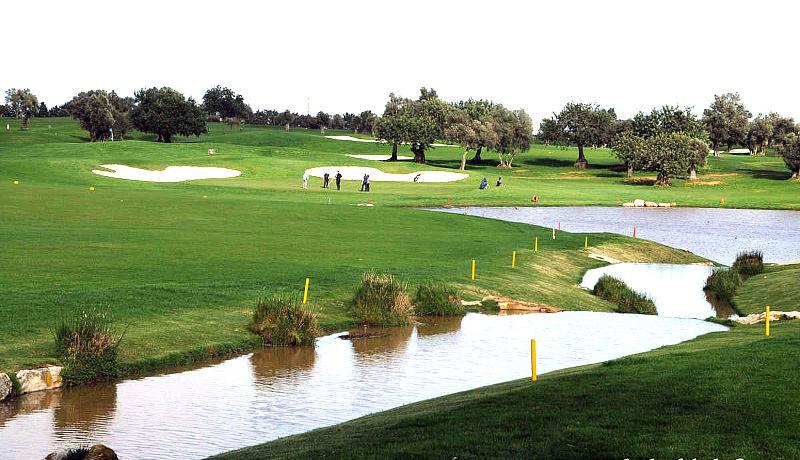 Quinta de Cima Golf / Golfreisen Algarve