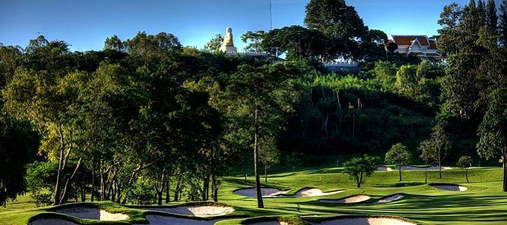 Siam Country Club Old Course / Golfreisen Thailand
