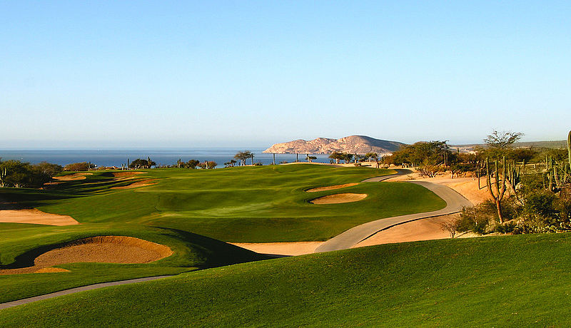 Cabo Real Golf Club / Golfreisen Mexiko