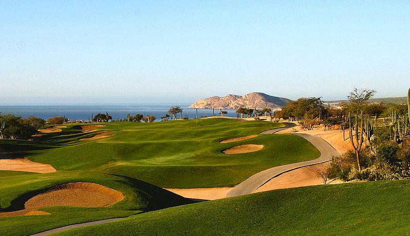 Cabo Real Golf Club / Golfreisen Mexiko