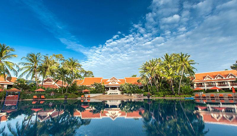 Santiburi Beach Resort Spa auf Koh Samui, Thailand