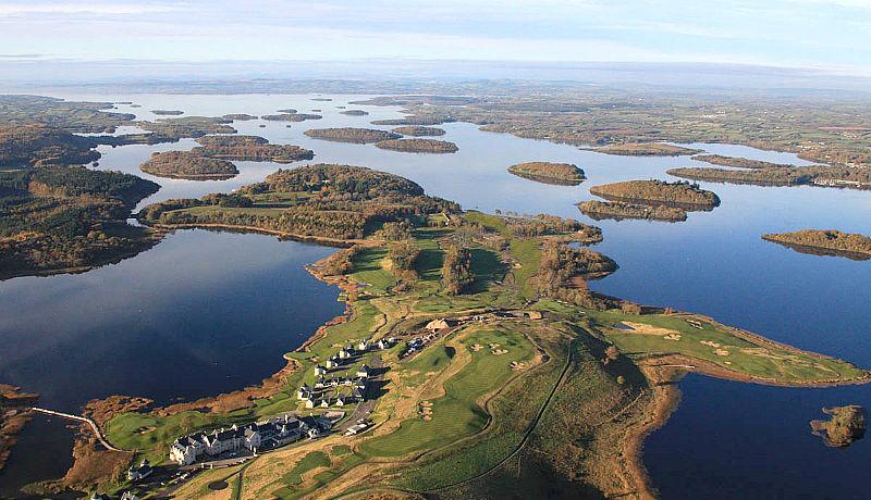 Lough Erne Golf Resort / Golfreisen Irland