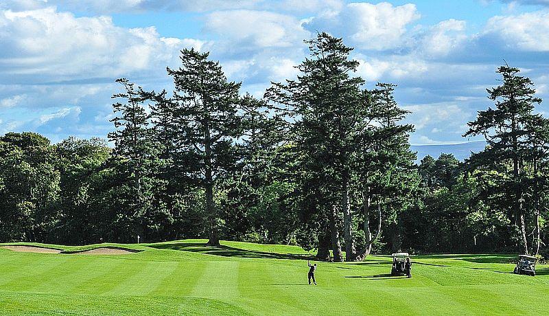 The O'Meara Golf Course at Carton House / Golfreisen Irland